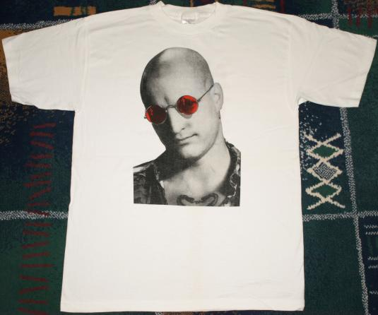 Vintage 1990's NATURAL BORN KILLERS Movie T-Shirt