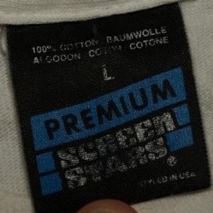 Vintage OXFORD UNIVERSITY Crew Colours T-Shirt 90s