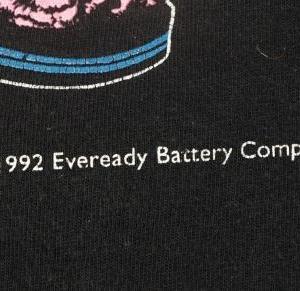 Vintage 1992 Energizer Bunny T-Shirt
