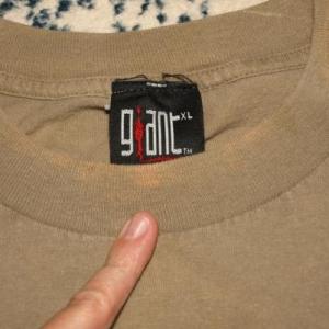 Vintage 1995 BUSH Concert Tour T-Shirt Grunge 1990s