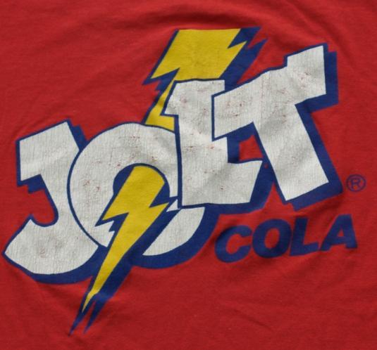 1980s JOLT COLA 50/50 T Shirt