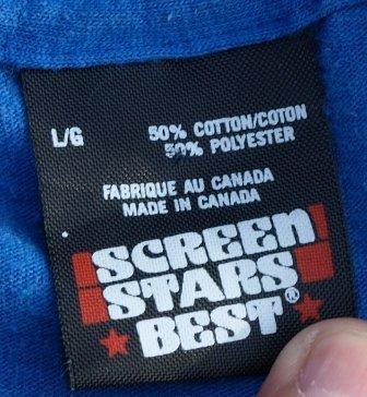 1988 Toronto BLUE JAYS Baseball T Shirt