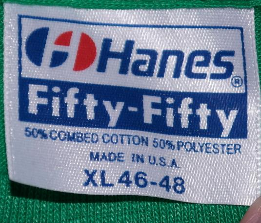 Vintage 1980s COW NEW HAMPSHIRE Green T-Shirt