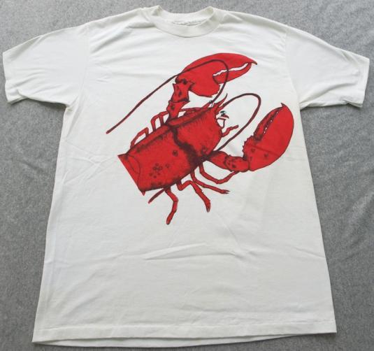 Vintage 1980s Red Lobster T Shirt