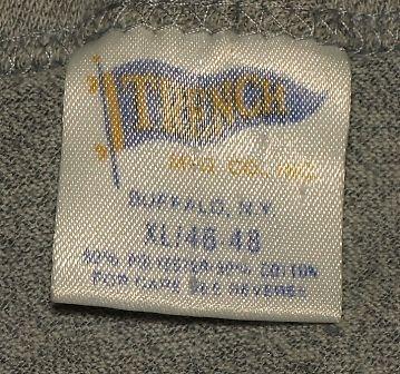 Vtg 80s 1988 Heather Grey NFL Superbowl XXII NFL T-Shirt