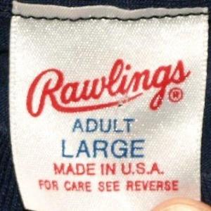 Vintage Rawlings New York Yankees Logo T Shirt