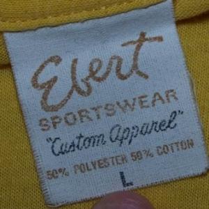Vintage 1983 Iowa Hawkeyes University T-Shirt Yellow 80's