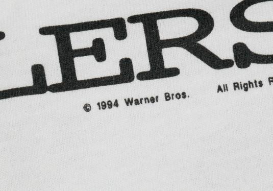 VTG 1994 Original NATURAL BORN KILLERS Movie T-Shirt