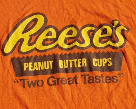 1980s REESES Peanut Butter Cup T-Shirt