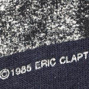 Vintage 1980s ERIC CLAPTON Blue Behind The Sun T-Shirt