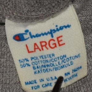 1980s Champion Late Night with Dave Letterman T-Shirt