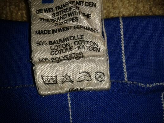 Adidas West Germany