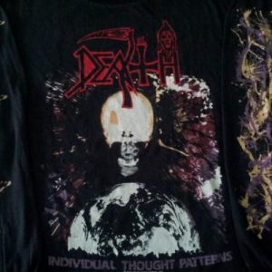 Death `Individual Thought Patterns` Long Sleeve