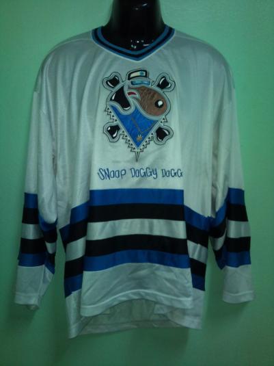 Mid 90's Snoop Dogg Ice Hockey Jersey
