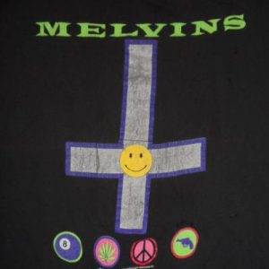 MELVINS Stoner Witch tour T