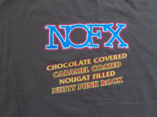 90's NOFX Warped tour tee