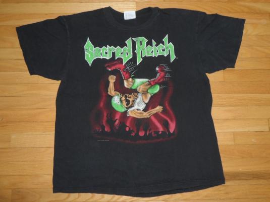 Sacred Reich vintage Tour shirt