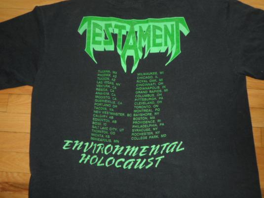 Vintage Testament Tour Tee
