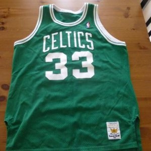 Vintage Larry Bird Jersey 80's