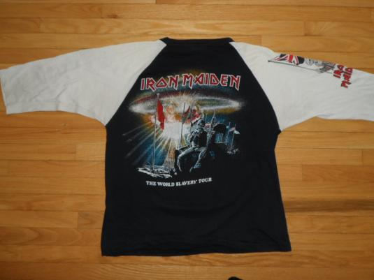 Vintage Iron Maiden T