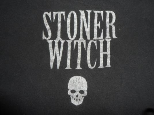 MELVINS Stoner Witch tour T