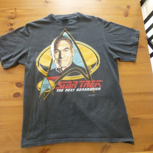 Star Trek Next Generation Picard T