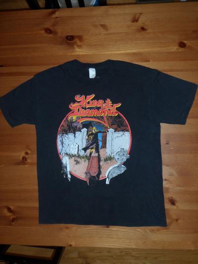 King Diamond Conspiracy tour 1989