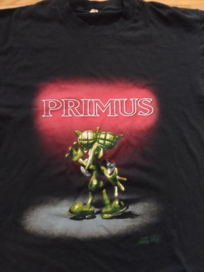 Vintage Primus tour Tee
