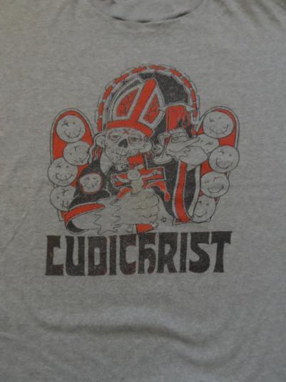 Ludichrist vintage tour T