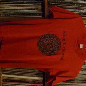 "King Crimson ""Discipline"""