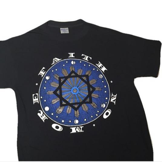 Faith No More Star Of Lakshmi Shirt size XL Brockum