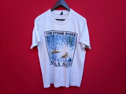 vintage The Stone Roses fools golds britpop indie music conc