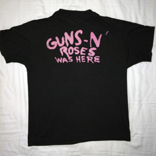 Guns N' Roses Was Here