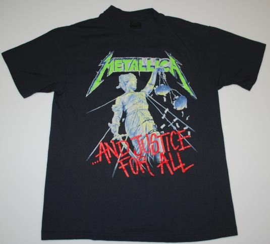 Metallica …and Justice For All