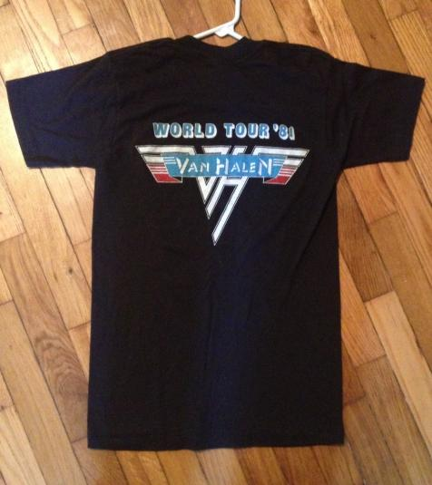 Van Halen 1981