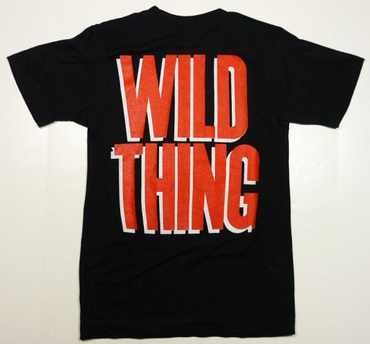 VINTAGE 80'S TONE LOC WILD THING HIP-HOP RAP T-SHIRT SMALL