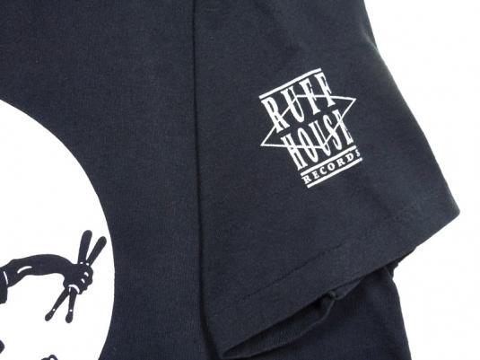 VINTAGE THE GOATS UNDERGROUND HIP-HOP RAP T-SHIRT XL