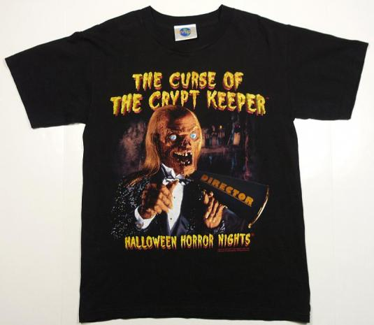 VINTAGE TALES FROM THE CRYPT HALLOWEEN HORROR NIGHTS T-SHIRT