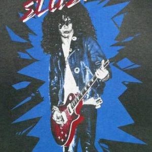 VINTAGE 80'S SLASH GUNS N' ROSES T-SHIRT