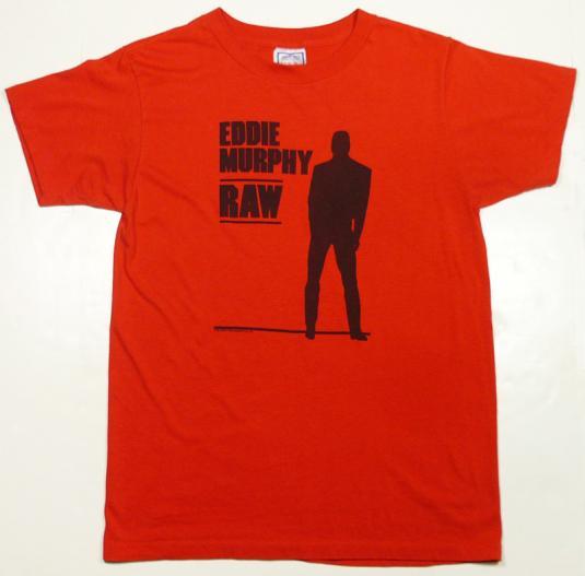VINTAGE EDDIE MURPHY RAW 1987 COMEDY T-SHIRT