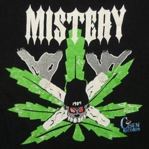 90's MISTERY ROLLIN WIT THA FUNK GANGSTA HIP-HOP RAP T-SHIRT