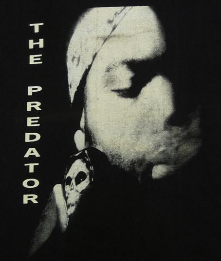 90's ICE CUBE THE PREDATOR HIP HOP GANGSTA RAP T-SHIRT