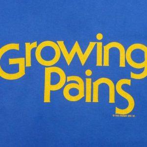 VINTAGE 80'S GROWING PAINS T.V. SHOW T-SHIRT