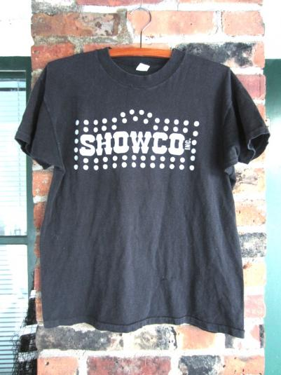 Showco The Who at Madison Square Garden