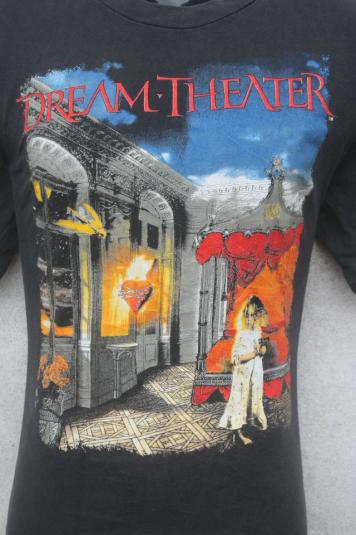 Vintage T-Shirt Dream Theater 1992 Album Images and Words.