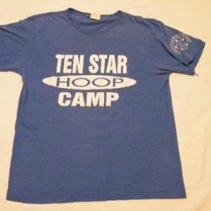 Vintage 90's Nike Basketball Hoop Camp Just Do It T-Shirt