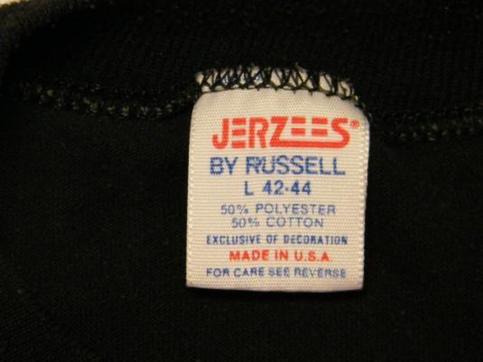Vintage Late 80's Walk America Sponsors T-Shirt