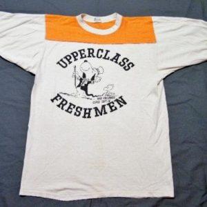 Vintage 70's Snoopy Upperclass Freshman T-Shirt