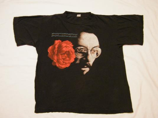 Vintage 1991 Elvis Costello Mighty Like a Rose Rock T-Shirt