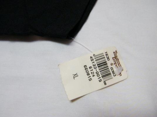 Dead Stock Vintage Nike Air Hare Jordan Space Jam T-Shirt